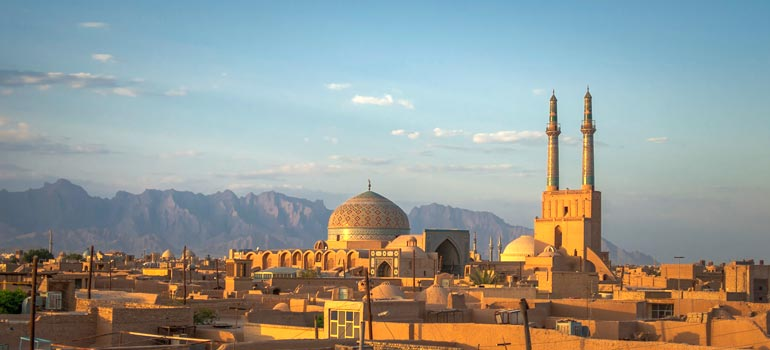Discover Persia By Luxury Train