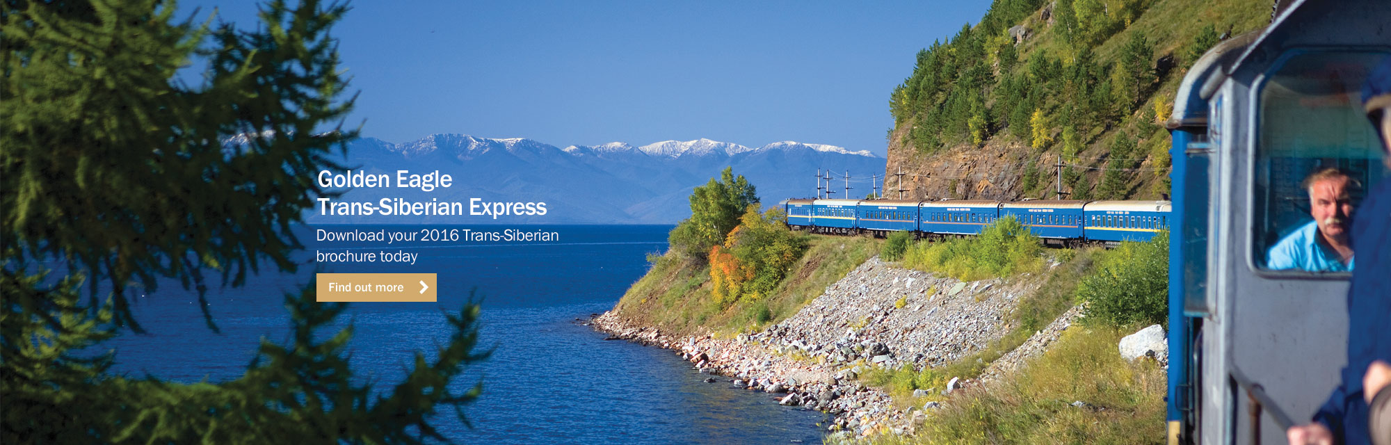 Trans Siberian Luxury railway