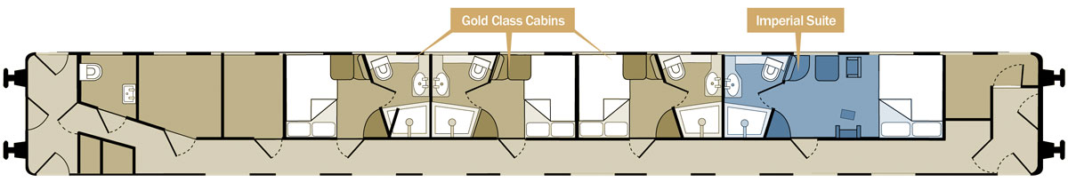Luxury Train Travel on board the Golden Eagle on train car house plans, railroad car home, passenger car house plans, freight car house plans,