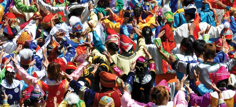 Experience our Naadam Festival Trans-Mongolian departure in July