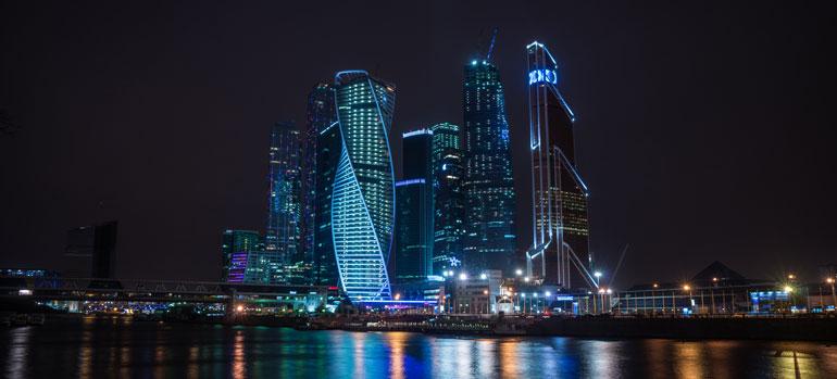 """Résultat de recherche d'images pour """"moscow city downtown 2016"""""""