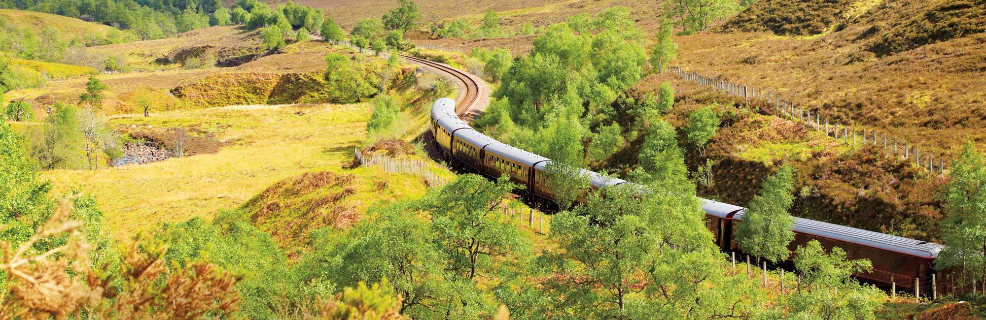 Trans Siberian Luxury railway