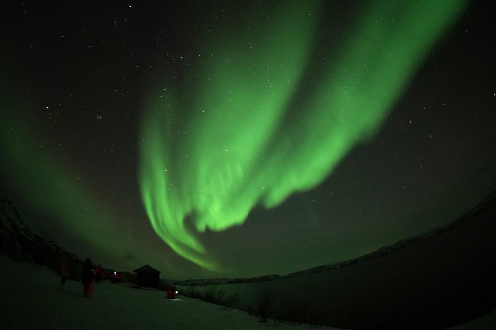 Aurora Borealis Kirkenes