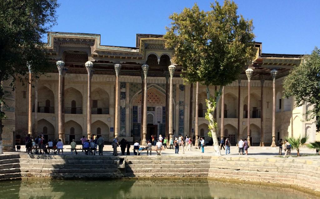 Bolo Huaz Mosque