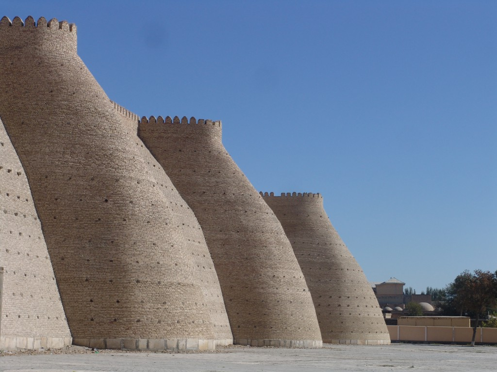 Bukhara Trading Domes