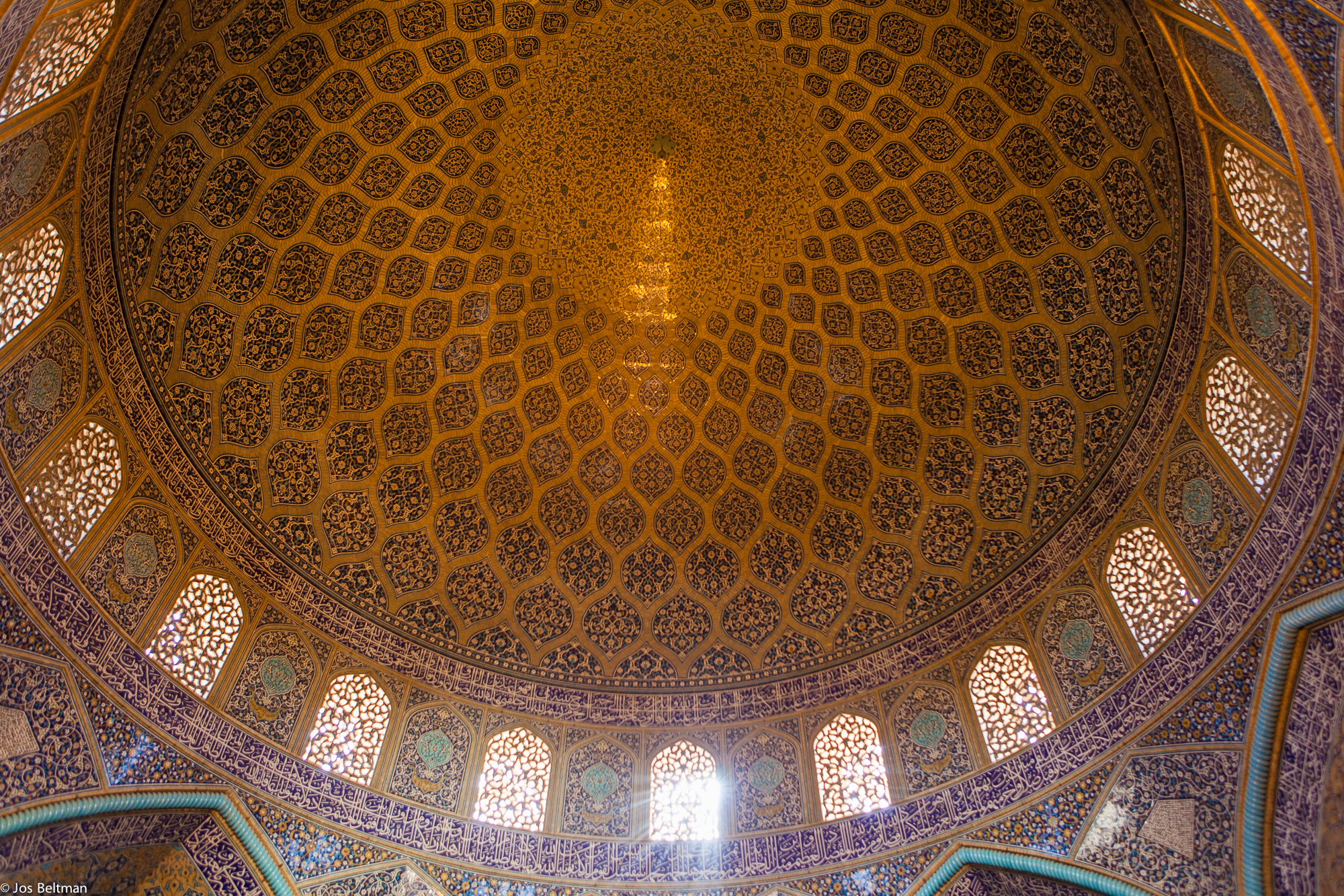 Shah Mosque, Isfahan