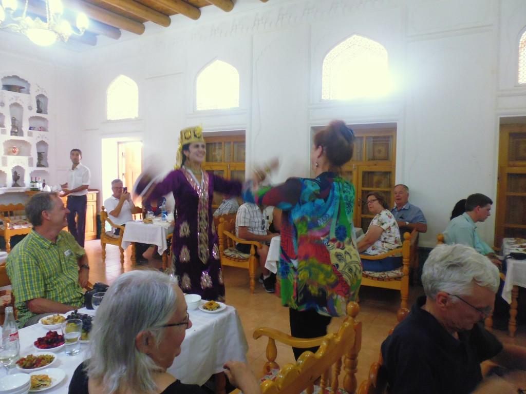 Silk Road Dance Performance, Bukhara