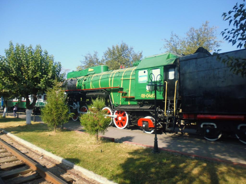 Tashkent Train Museum (7)