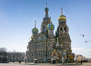 Church of the saviour on the spilled blood 0148