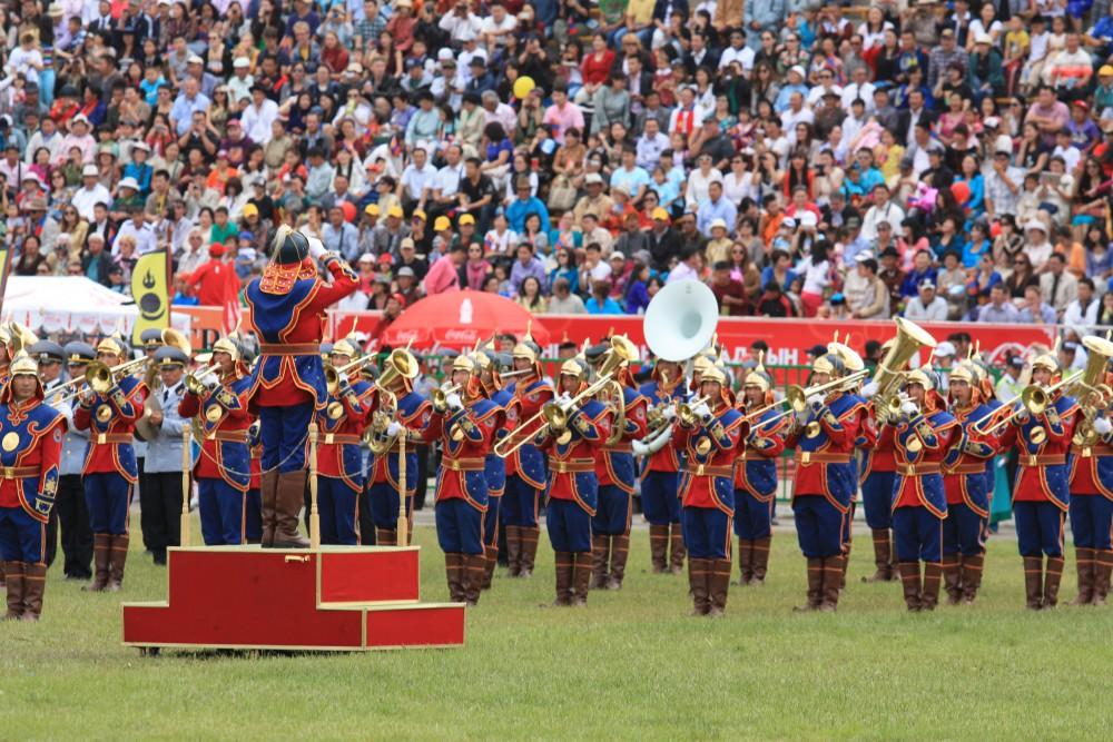 Nadaam Festival Band