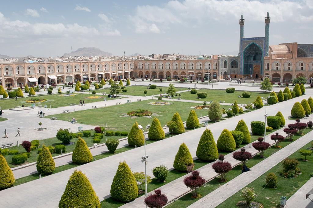 isfahan-persia