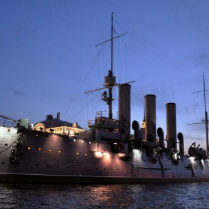 Cruiser Aurora, St. Petersburg
