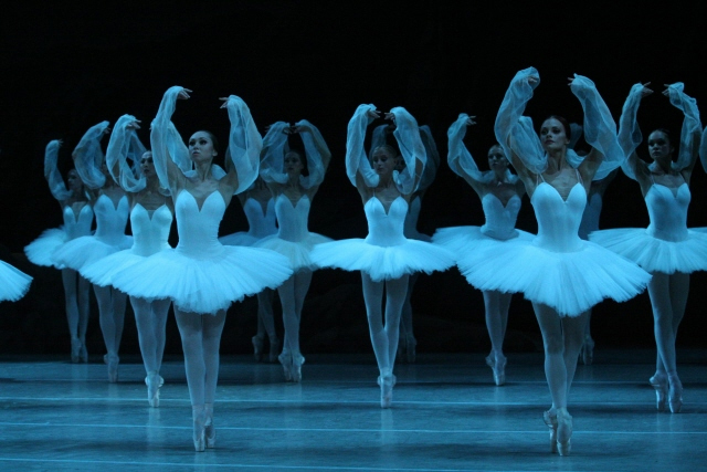 La Bayadere ballet at the Mariinsky Theatre