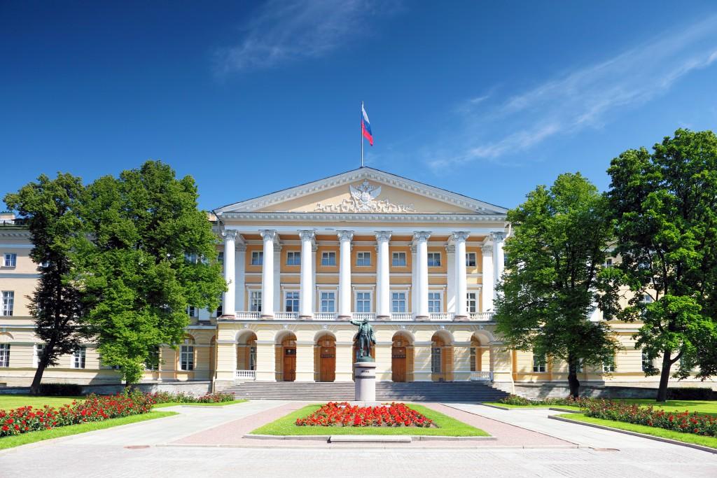 Headquarters of the Russian Revolution