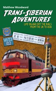 Trans-Siberian Adventures book