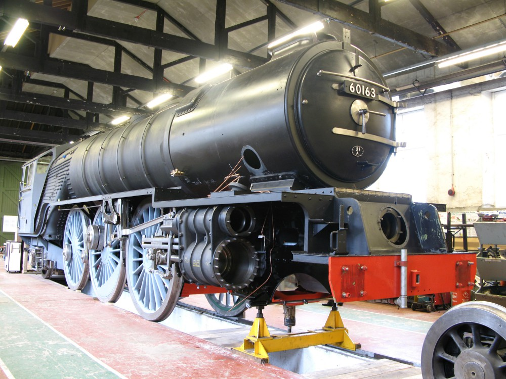 Tornado: The story of a new age steam locomotive - Golden