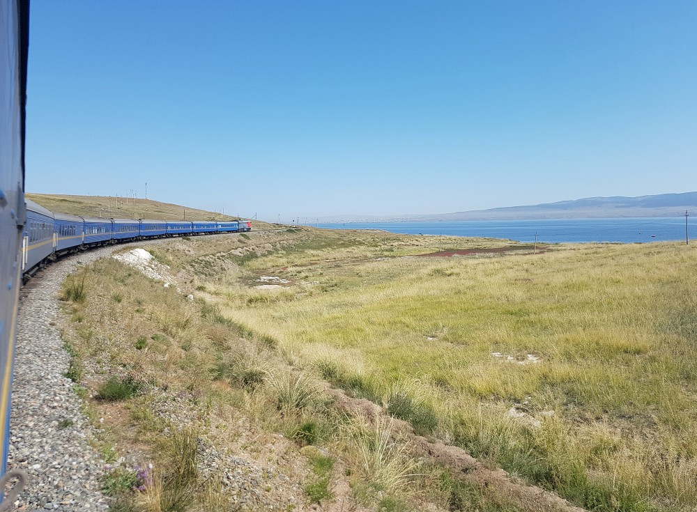 The Golden Eagle Trans-Siberian Express