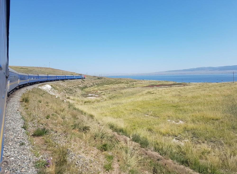 The Golden Eagle Trans-Siberian Express